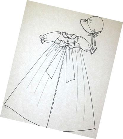 ベビードレス