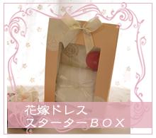花嫁ドレス スターターBOX