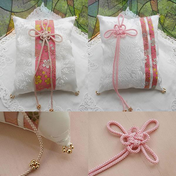 手作りキット用結び飾り&パールセット