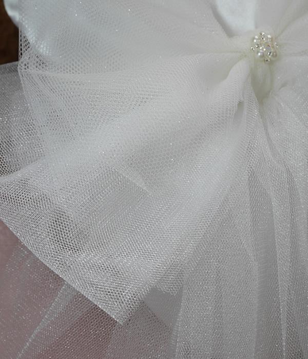 わんちゃんドレス手作りキット【ふわふわチュールドレス】