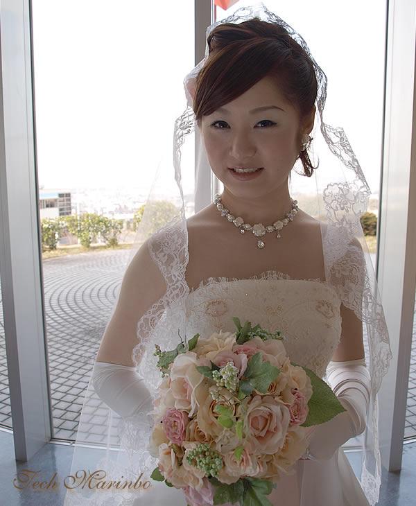 マリアベール ミドル丈【花の妖精】