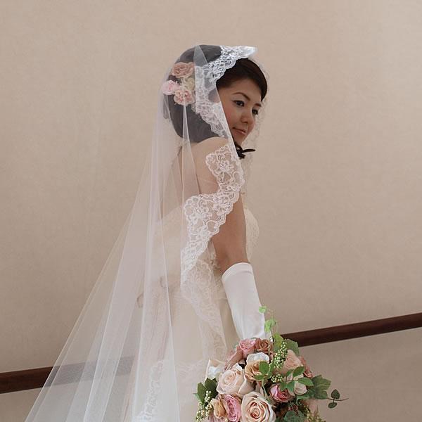 マリアベール ロング丈【花の妖精】