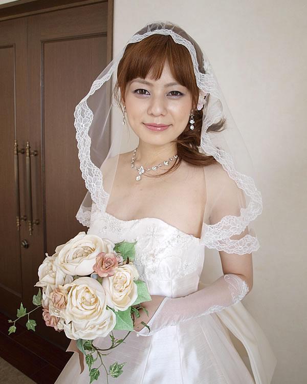 マリアベール ベリーショート丈【デイジー】