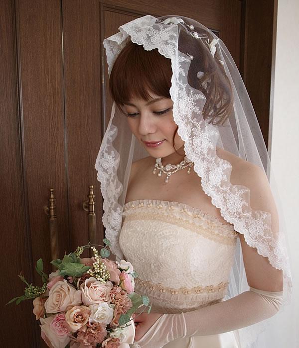 マリアベール ロング丈【テイラー】