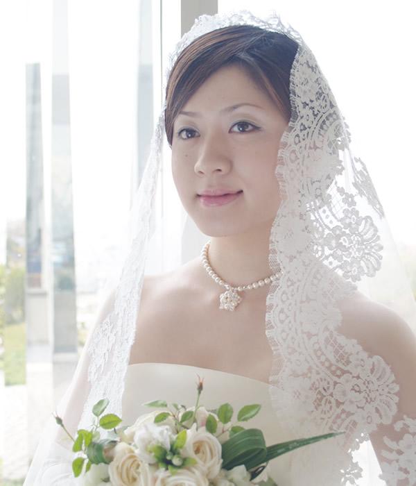 マリアベール ロング丈【レオノア】