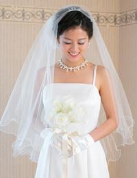 a49daea14a767 ホテル・専門式場での挙式に合うベール一覧商品一覧 ウェディングドレス ...
